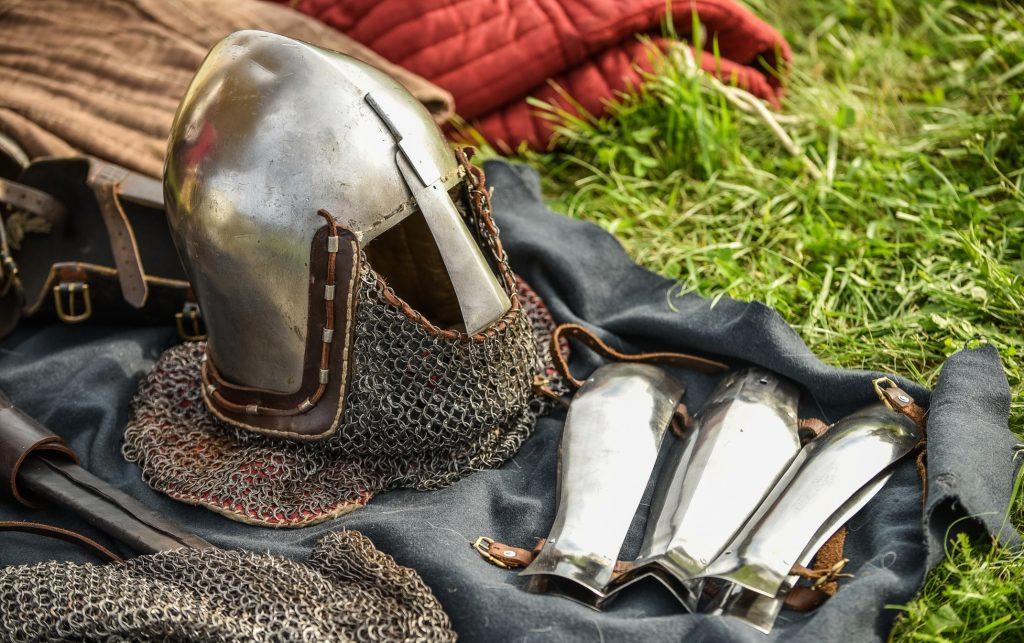 casque médiéval